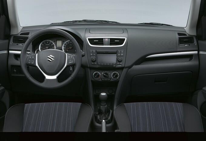 Suzuki iSwift en vente sur Internet #4