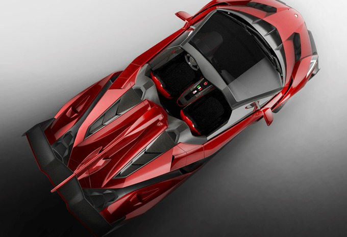Lamborghini Veneno Roadster #3