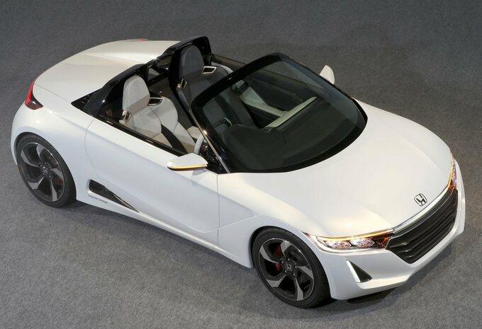 Honda S660 Concept #1