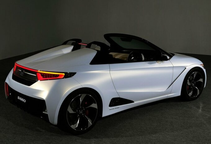 Honda S660 Concept #2