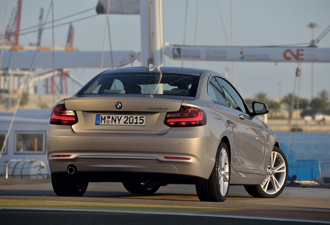 BMW 2-Reeks #12