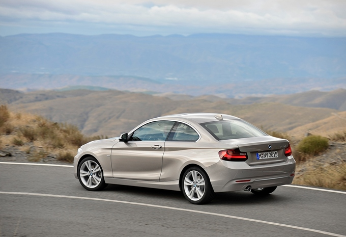 BMW 2-Reeks #7