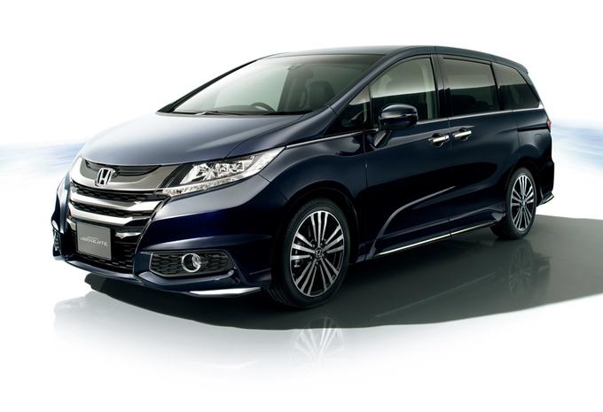 Honda Odyssey #2