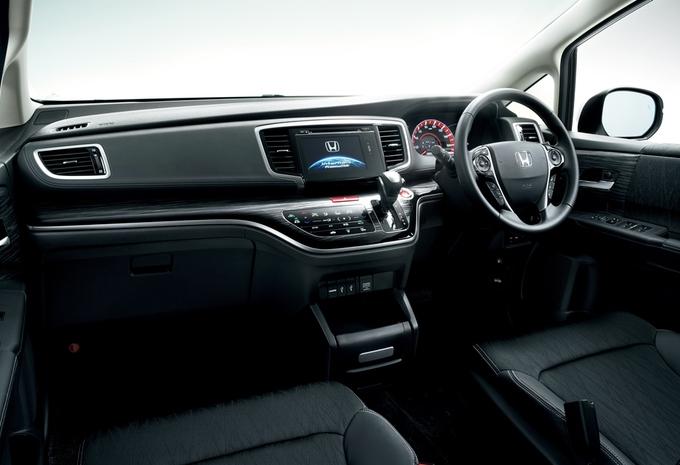 Honda Odyssey #4