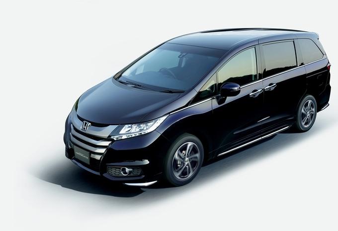 Honda Odyssey #7