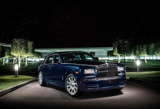 Rolls-Royce Celestial Phantom #1