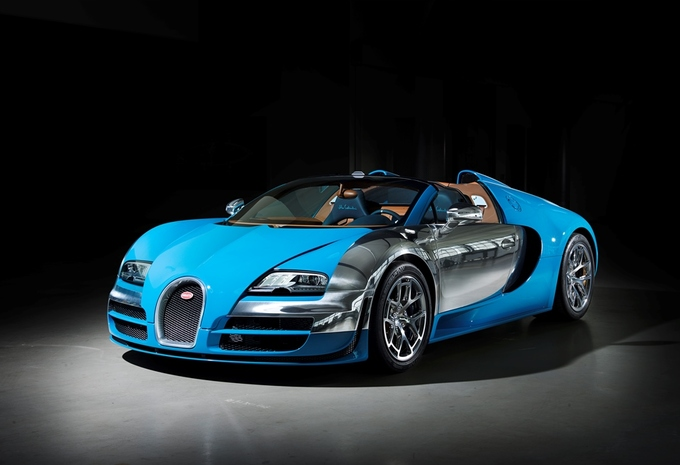 Bugatti Veyron Grand Sport Vitesse Meo Constantini #1