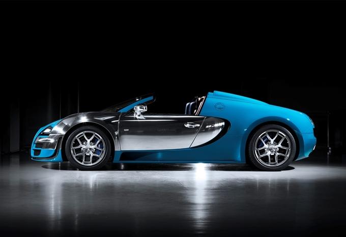 Bugatti Veyron Grand Sport Vitesse Meo Constantini #2