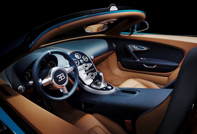 Bugatti Veyron Grand Sport Vitesse Meo Constantini #5