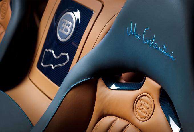 Bugatti Veyron Grand Sport Vitesse Meo Constantini #6