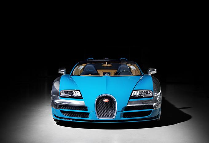 Bugatti Veyron Grand Sport Vitesse Meo Constantini #9