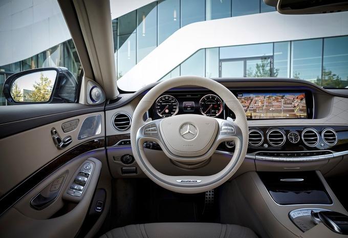Mercedes S 65 AMG #6