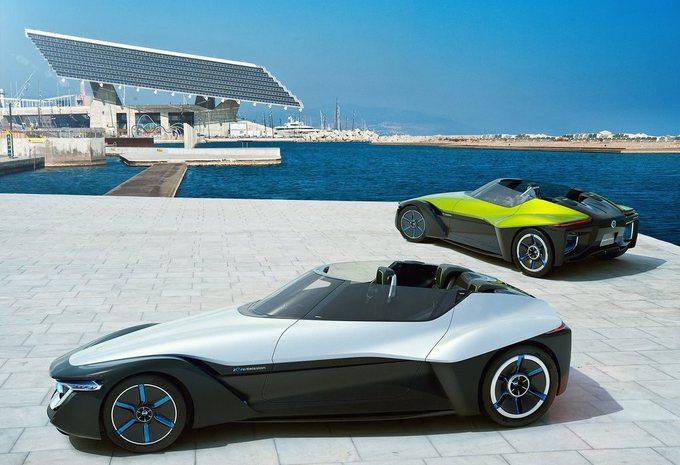 Nissan BladeGlider Concept #1