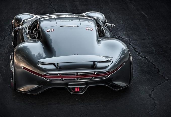 Mercedes AMG Vision Gran Turismo #2