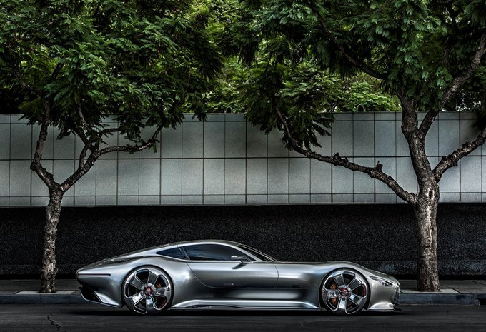 Mercedes AMG Vision Gran Turismo #3