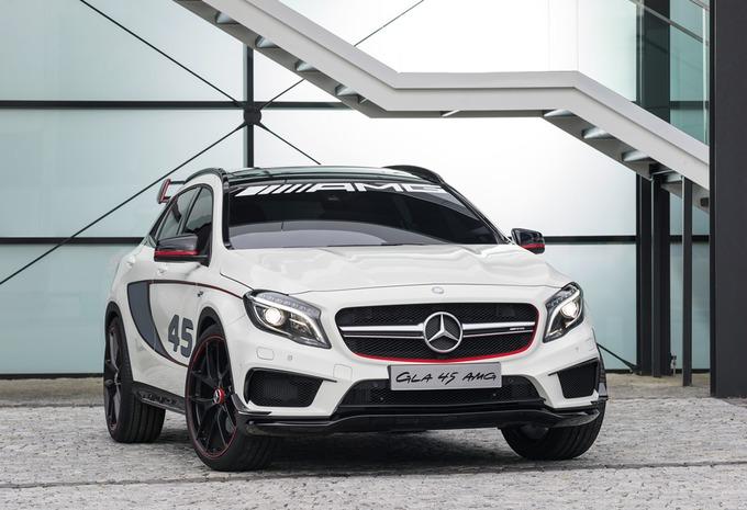 Mercedes GLA 45 AMG #1