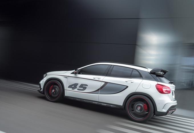 Mercedes GLA 45 AMG #4