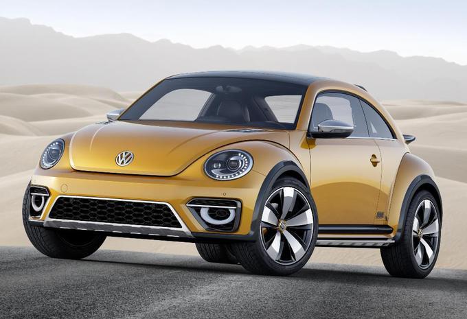 Volkswagen Beetle Dune #1