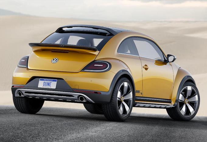 Volkswagen Beetle Dune #2