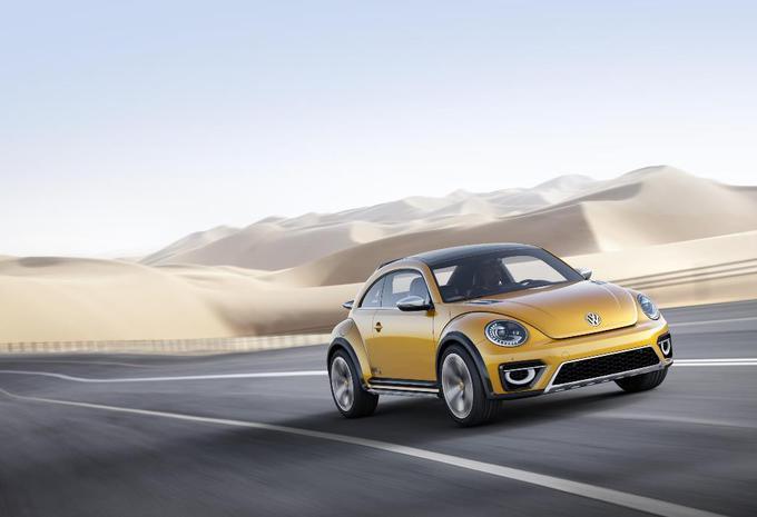 Volkswagen Beetle Dune #3