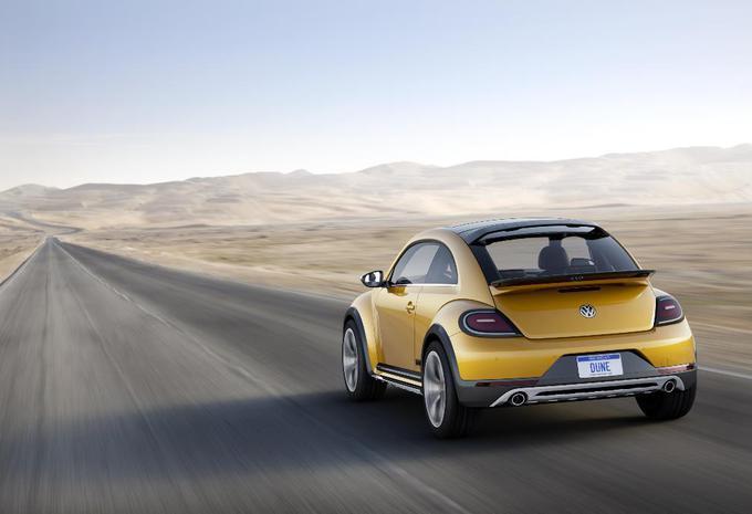 Volkswagen Beetle Dune #4