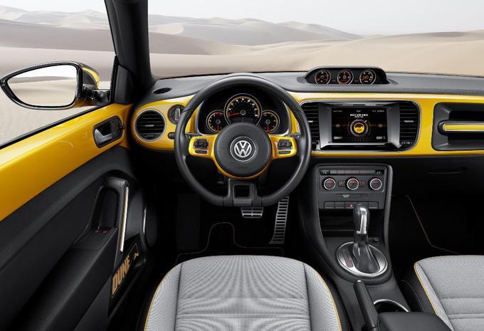 Volkswagen Beetle Dune #5