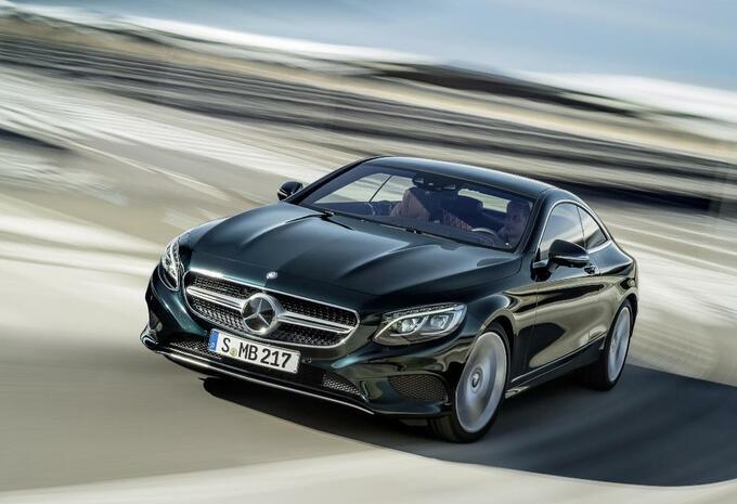 Mercedes S-Klasse Coupé #1