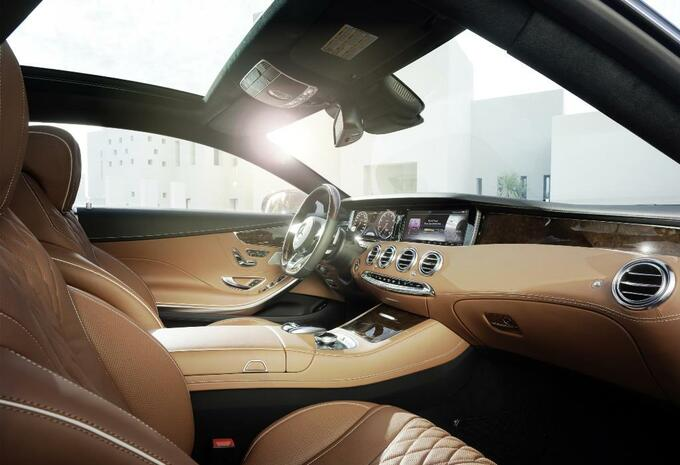 Mercedes Classe S Coupé #4