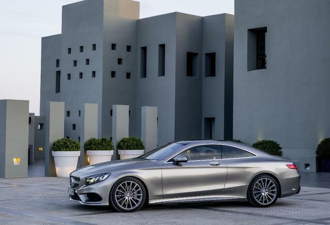 Mercedes S-Klasse Coupé #5