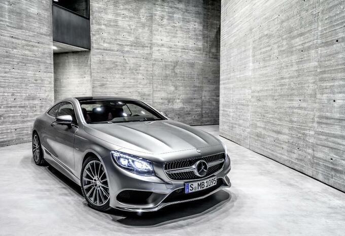 Mercedes S-Klasse Coupé #7