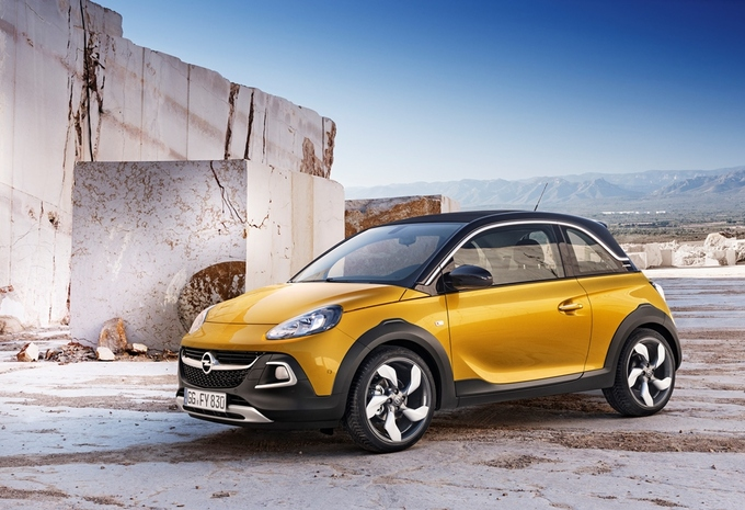 Opel Adam Rocks #1
