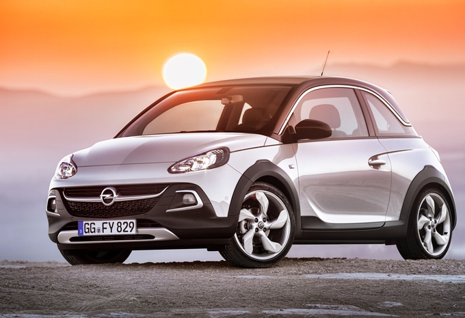 Opel Adam Rocks #2