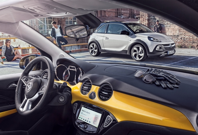 Opel Adam Rocks #4