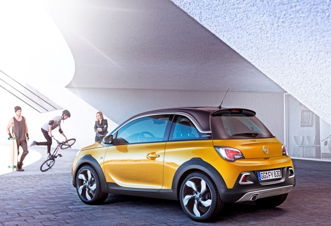 Opel Adam Rocks #5