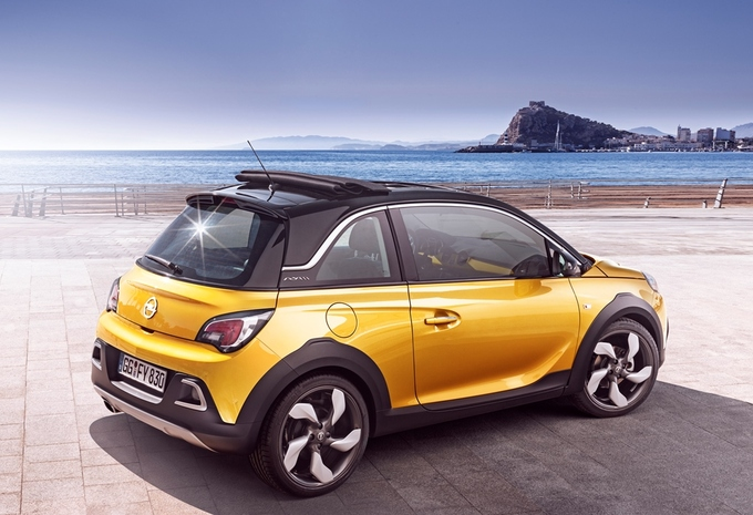 Opel Adam Rocks #6