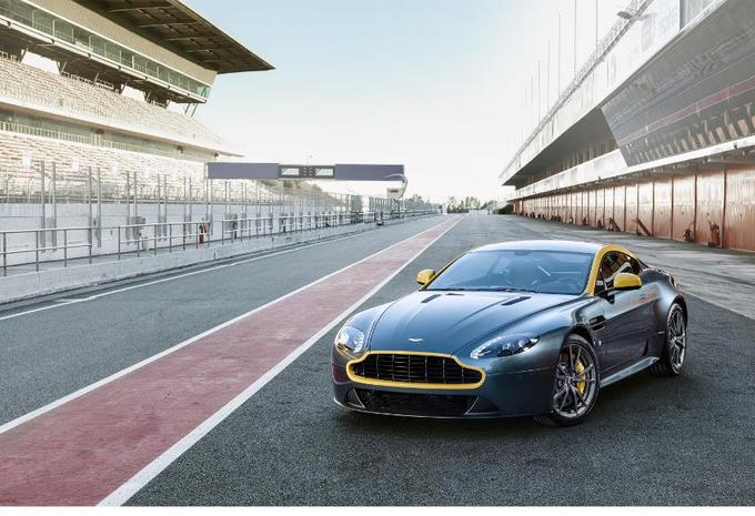 Aston Martin V8 Vantage N430 #1