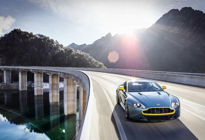 Aston Martin V8 Vantage N430 #12