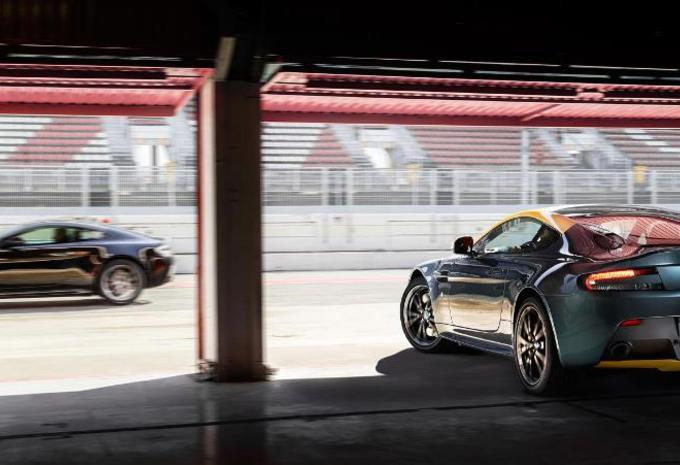 Aston Martin V8 Vantage N430 #2