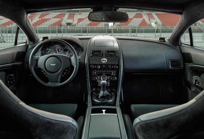 Aston Martin V8 Vantage N430 #3