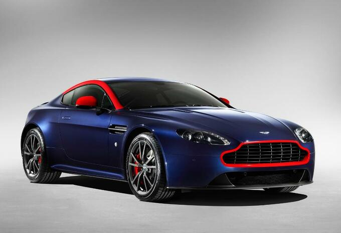 Aston Martin V8 Vantage N430 #9