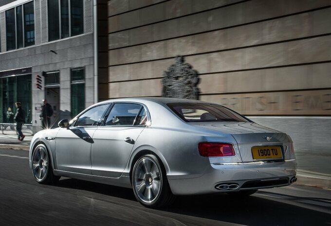Bentley Flying Spur V8 #2