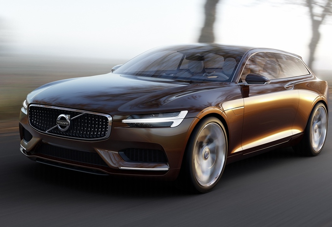 Volvo Concept Estate #1
