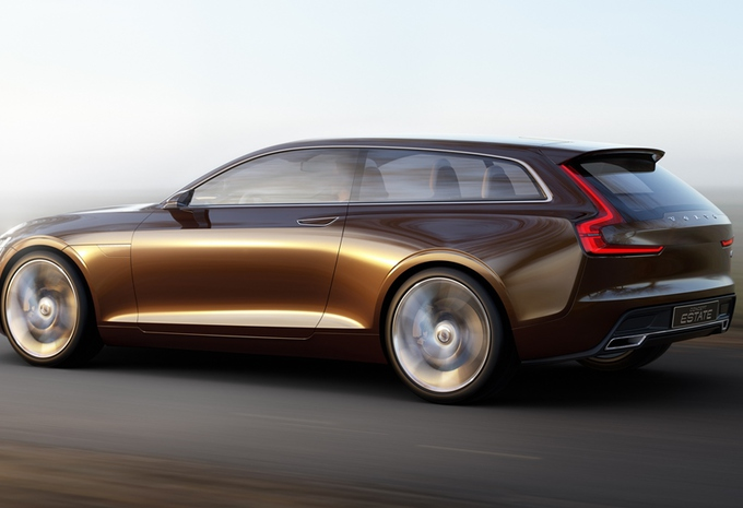 Volvo Concept Estate #2
