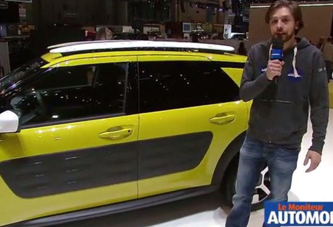 Genève On Air : Citroën C4 Cactus #1