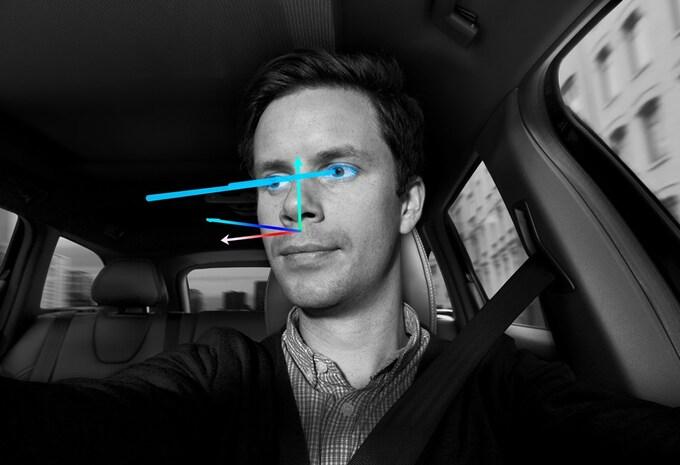 Volvo werkt aan vermoeidheidsdetectie #3