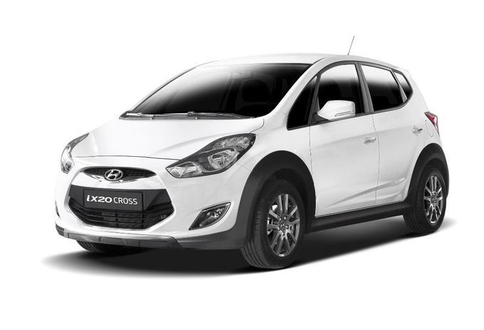 Hyundai ix20 Cross #1