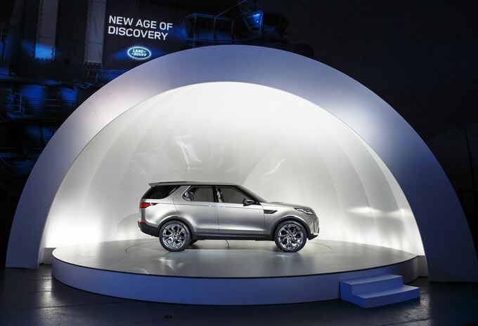 Land Rover Discovery Vision Concept #10