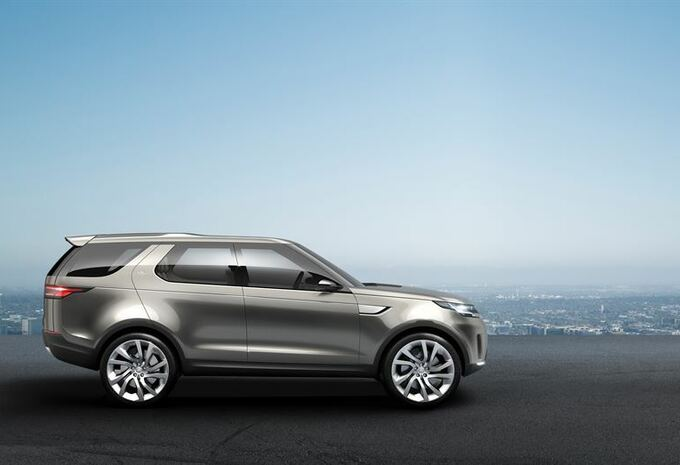 Land Rover Discovery Vision Concept #11