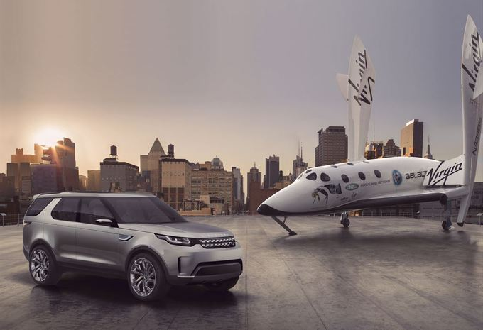 Land Rover Discovery Vision Concept #2