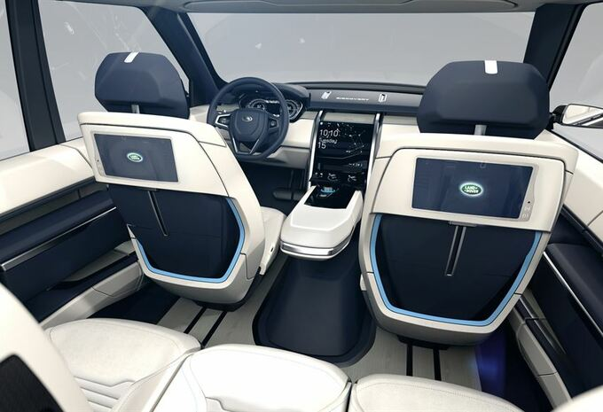 Land Rover Discovery Vision Concept #5